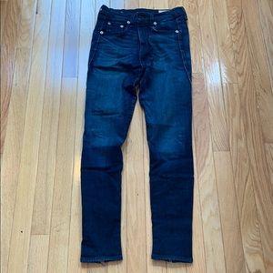 Rag & Bone Jean, size 28 dark wash